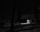 Kai Staats - Colorado, 2013: Moonlight Over Snow