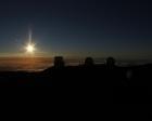 Kai Staats - Hawaii, 2012: Sunset from Mauna Kea