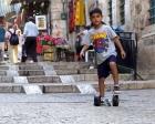 Kai Staats - Boy with Wheels