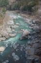 mitake, river