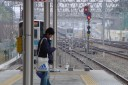 tokyo, train