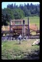 Playground in Salmapolska, Poland, 1995
