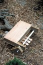 Kai Staats - outdoor musical instruments for children's playground, Ithaca Science Center