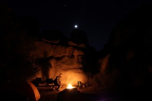 Kai Staats - Joshua Tree, Campfire, February 2012