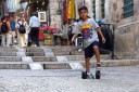 Kai Staats - Jerusalem, Boy on Wheels