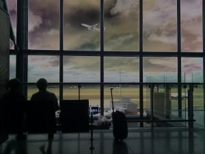 Kai Staats - Layover at Heathrow