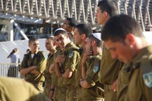 Kai Staats - Jersusalem, soldiers
