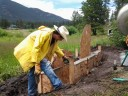 Kai Staats - Building a Dam, Buffalo Peak Ranch