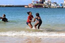 Kai Staats: Day at the Beach, Kalk Bay, South Africa