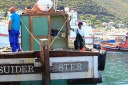 Kai Staats: Captain and Deck Hand, Kalk Bay, South Africa