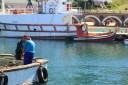 Kai Staats: Boat, Kalk Bay, South Africa