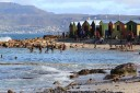 Kai Staats: Day at the Beach Kalk Bay, South Africa