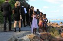 Kai Staats: Wedding Procession, Kalk Bay, South Africa