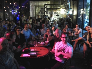 Science Cafe Cape Town with Kai Staats