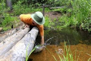 Kai Staats: Wigwam Wilderness, fishing