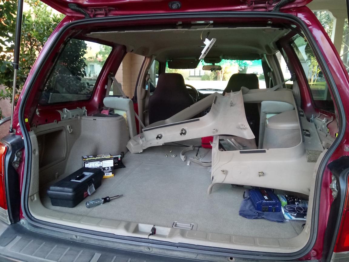 Solar Subaru Remove Panels By Kai Staats