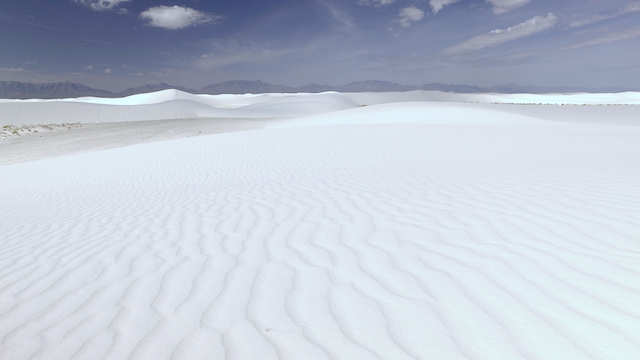White Sands dune by Kai Staats